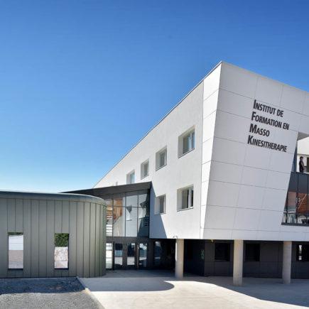 Les Docks de Blois / IFMK – Vichy (03)