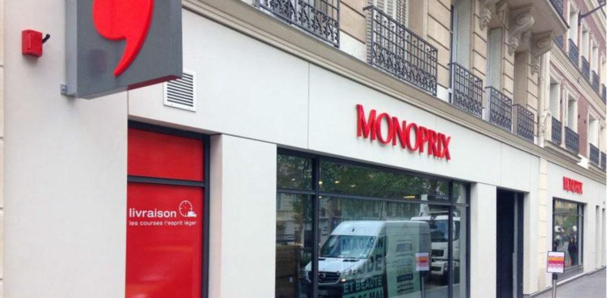 Monoprix – Boulevard Raspail – Paris (75)