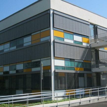 Rénovation de la Cité scolaire Albert Londres – Cusset (03)