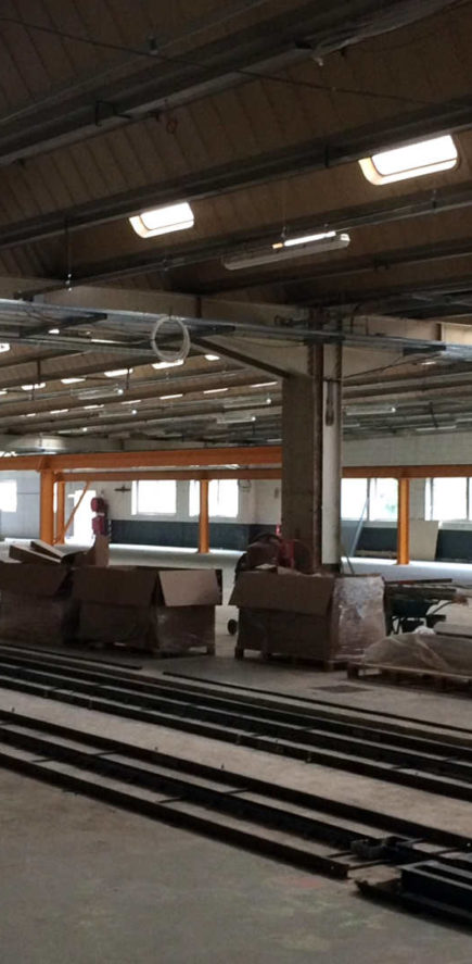 REINHAUSEN – Réhabilitation de bâtiments industriels – Cusset (03)