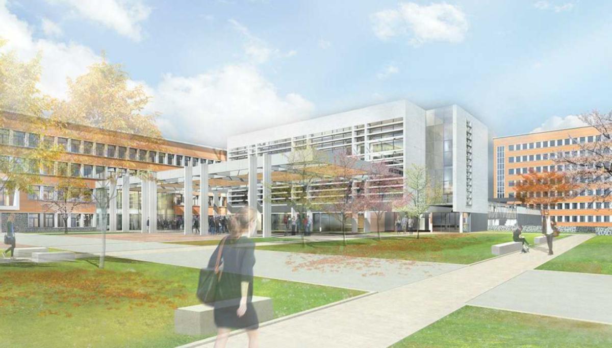 Cité scolaire Blaise Pascal – Clermont-Ferrand (63)