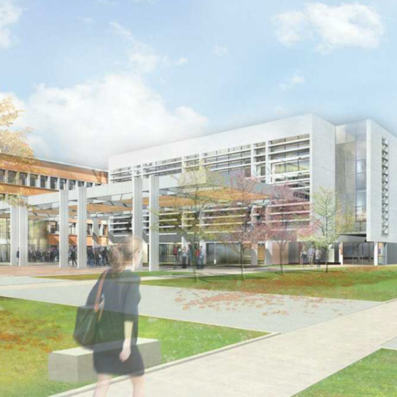 Rénovation de la Cité scolaire Blaise Pascal – Clermont-Ferrand (63)