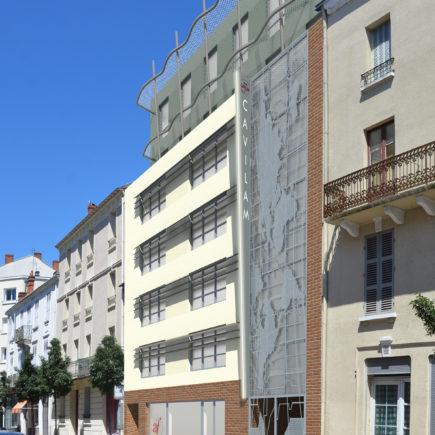 Centre de langue et d'hébergement – CAVILAM – Vichy (03)