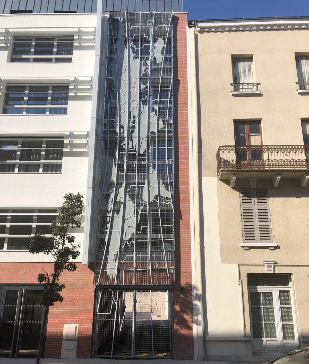 Le nouveau bâtiment du CAVILAM assoie son identité au cœur de Vichy