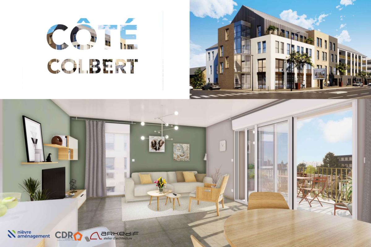 Programme Immobilier – Côté Colbert