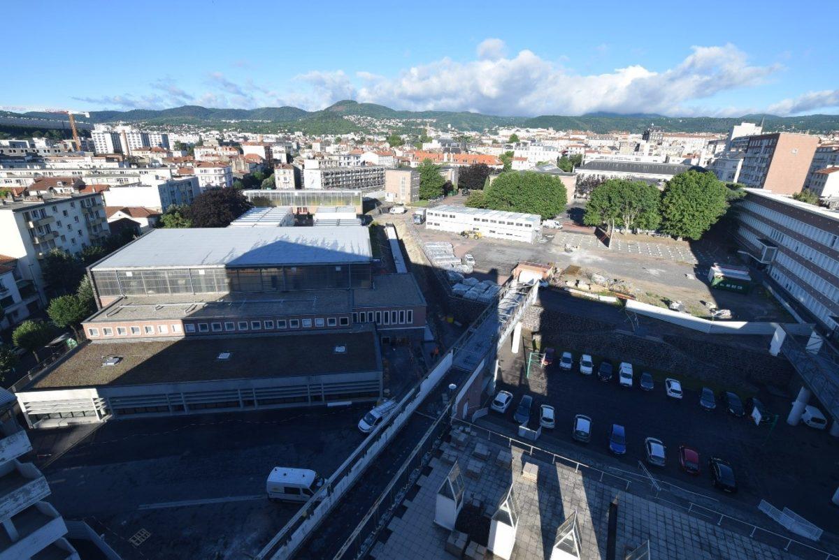 Cité scolaire Blaise Pascal à Clermont-Ferrand – Réalisation de salles de classes provisoires