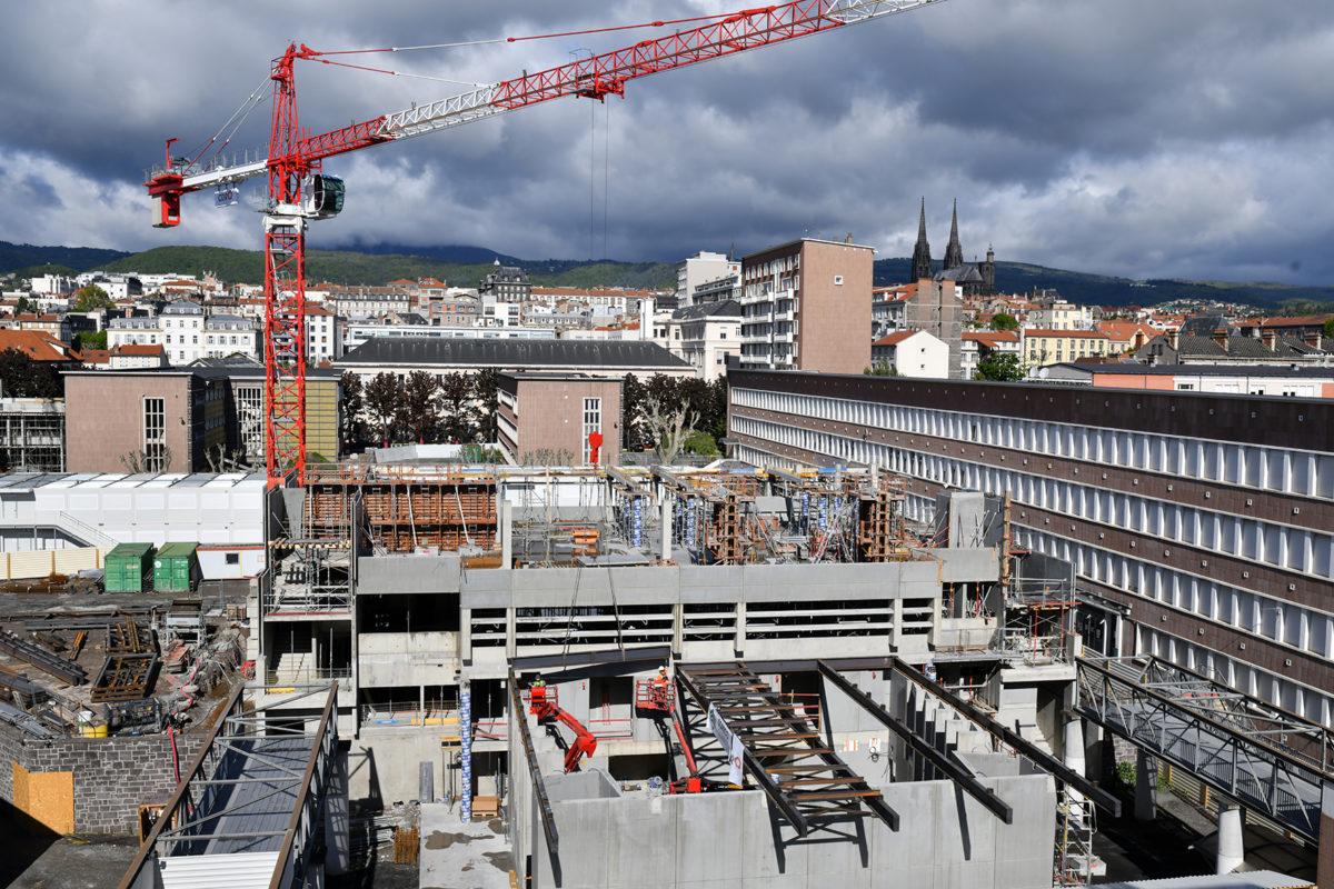 Restructuration et extension de la cité scolaire Blaise Pascal à Clermont-Ferrand – Un chantier qui se vit de l'intérieur